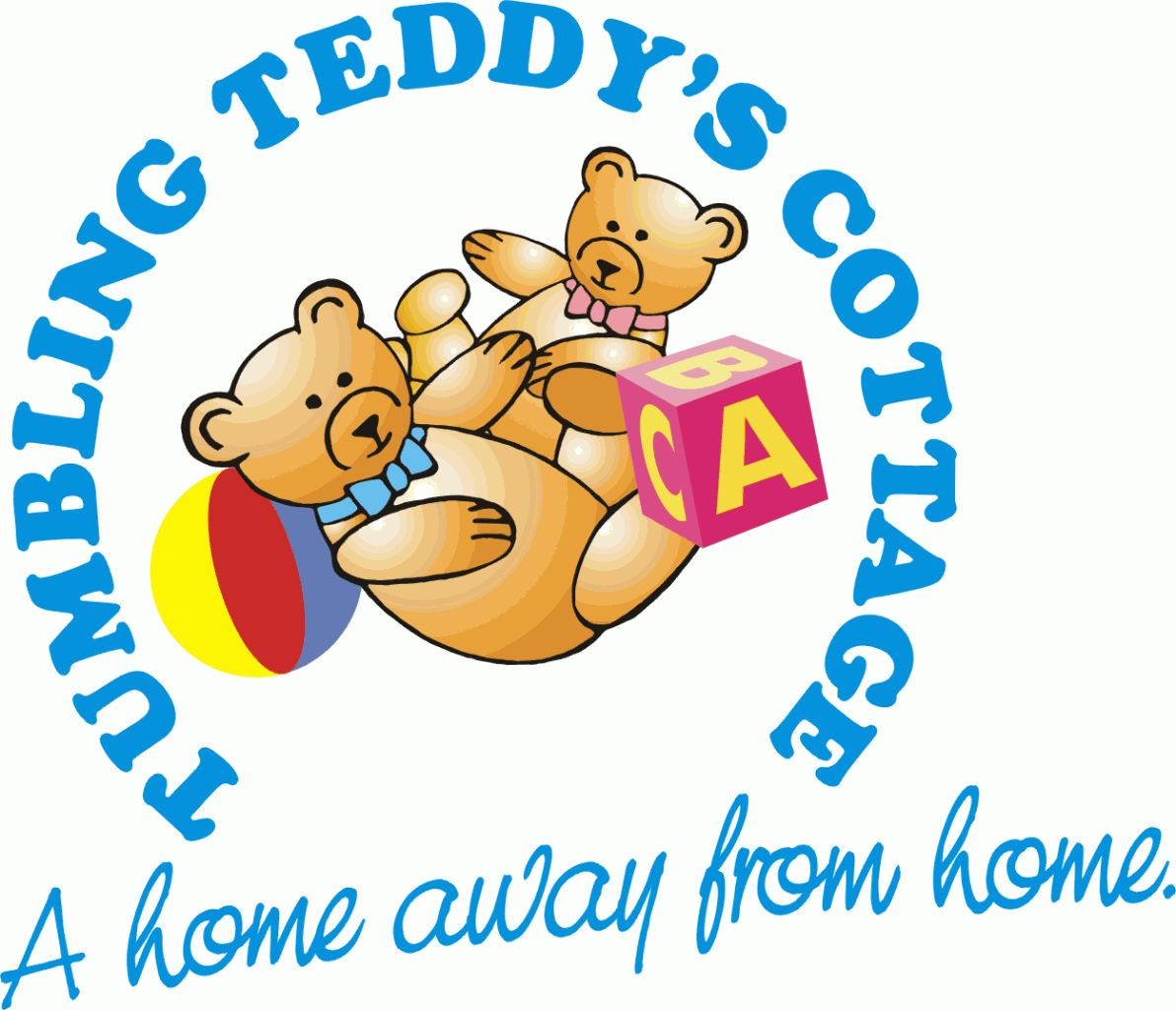 Tumbling Teddy's Cottage